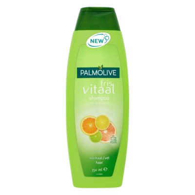 Palmolive Fris Vitaal Shampoo met Citrus-Extract