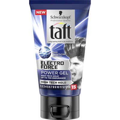Taft Electro gel