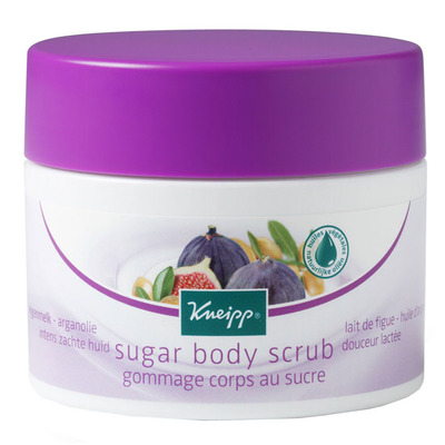 Kneipp Sugar bodyscrub vijgenmelk arganolie
