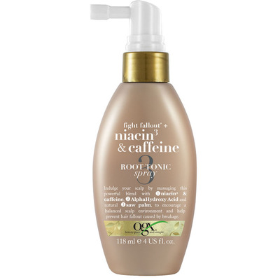 OGX Anti-hair fallout root stimulator spray