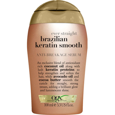 OGX Brazilian keratin anti break serum