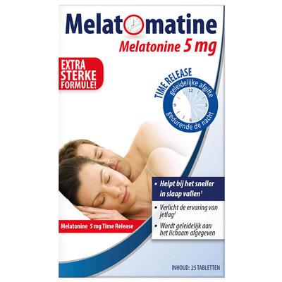 Melatomatine Time release 5 mg