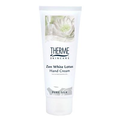 Therme Zen white lotus hand cream