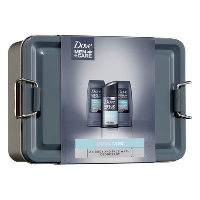 Dove Men + care cadeauset mini