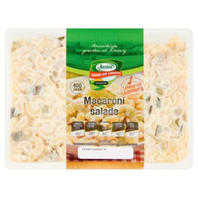 Keulen Macaronie salade