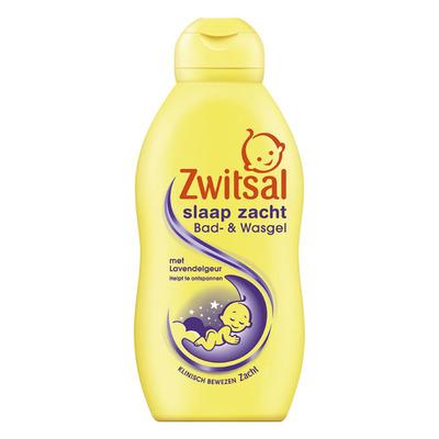 Zwitsal Baby bad- & wasgel lavendel