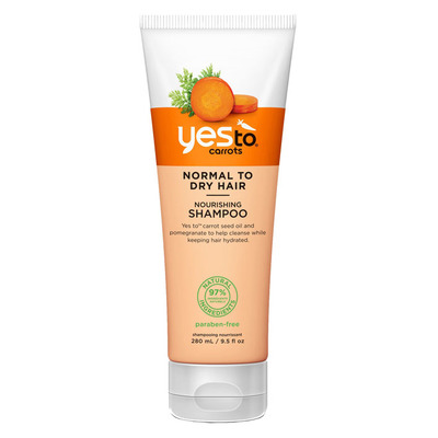 Yes to Carrots shampoo