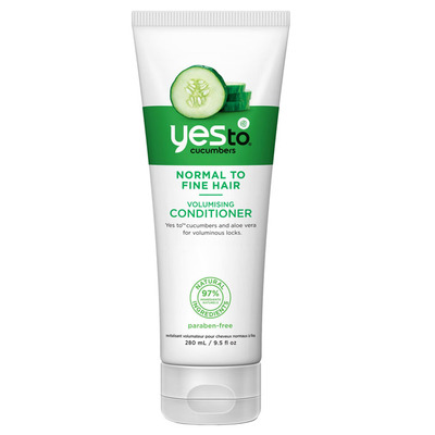 Yes to Cucumber conditioner