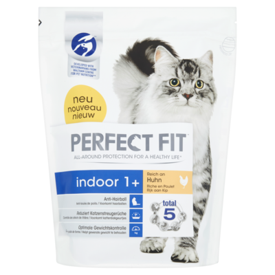 Perfect Fit Indoor 1+ Kip 750 g
