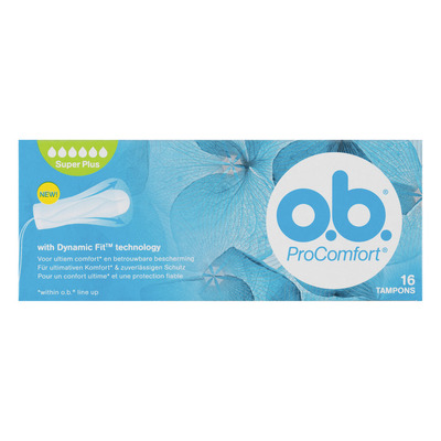 OB Tampons procomfort super plus