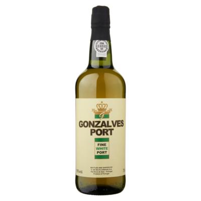 Gonzalves Fine White Port