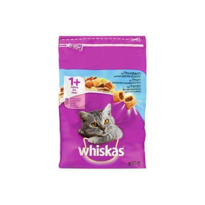 Whiskas Met Tonijn 1+ Jaar 950 Gr