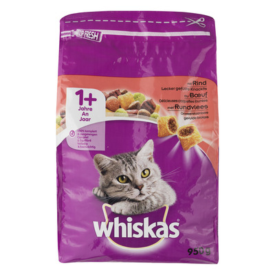 Whiskas Adult brokjes rund