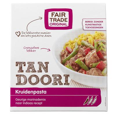 Fairtrade Original Tandoori kruidenpasta