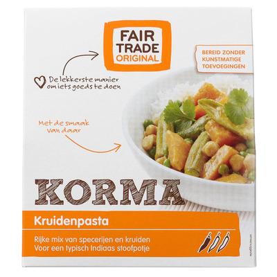 Fairtrade Original Kruidenpasta korma