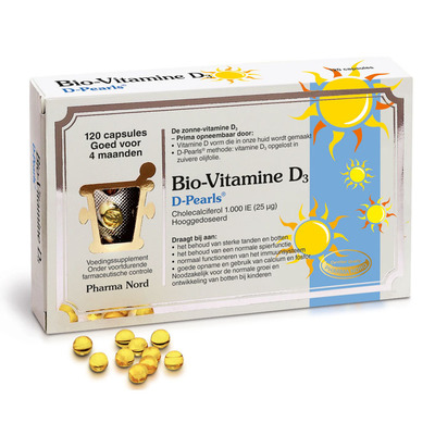 Bio Vitamine D3