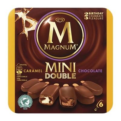 Ola Mini double chocolate & caramel