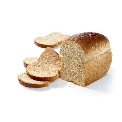 Ambachtelijke Bakker bruin brood heel