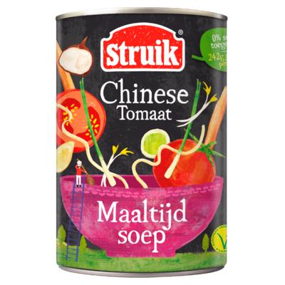Struik Maaltijdsoep Chinese Tomaat 405 g