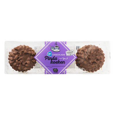 Huismerk Chocolade pindakoeken