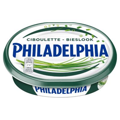 Philadelphia Bieslook 185 g