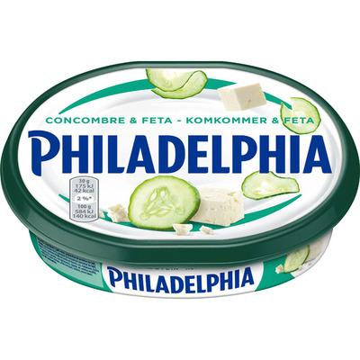 Philadelphia Roomkaas komkommer & feta light