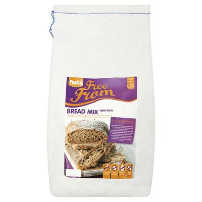 Peak's Broodmix vezelrijk glutenvrij