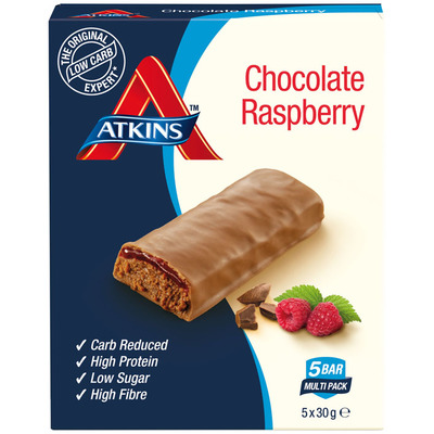 Atkins Chocolate raspberry