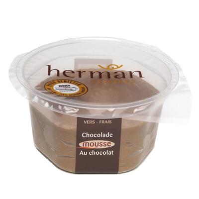 Herman Chocolademousse