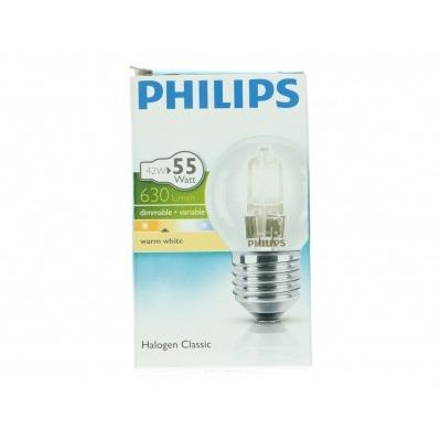 Philips Ecoclassic kogel 42w e