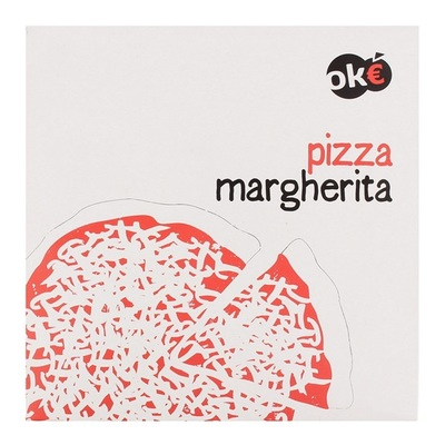 Oke Pizza Margherita