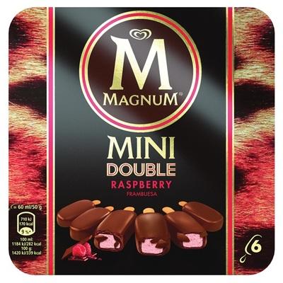 Ola Magnum double raspberry mini