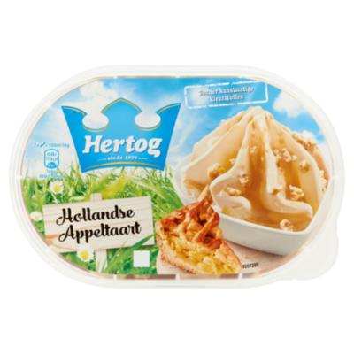 Hertog Hollandse appeltaart