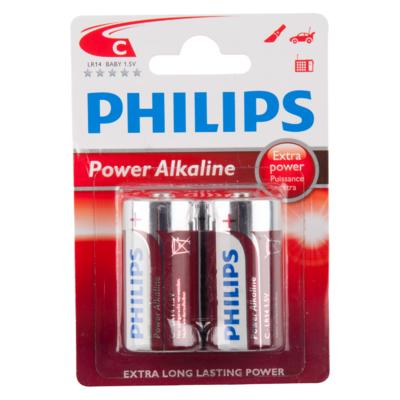 Philips Batterijen powerlife C