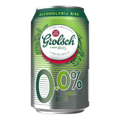 Grolsch 0.0% Blik