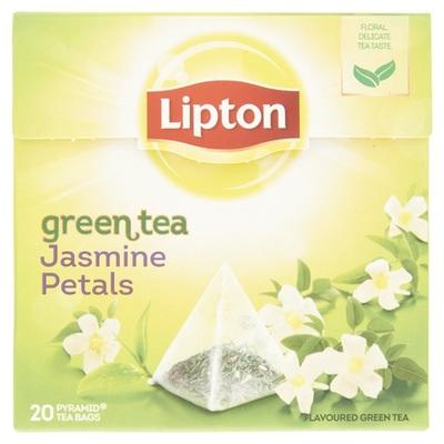 Lipton green tea jasmin pentals