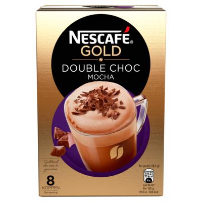 Nescafe Oploskoffie choco cappuccino