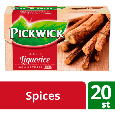 Pickwick Delicious spices zoethout