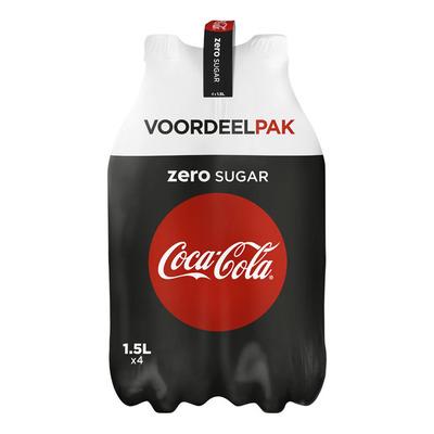 Coca-Cola Zero sugar multipack