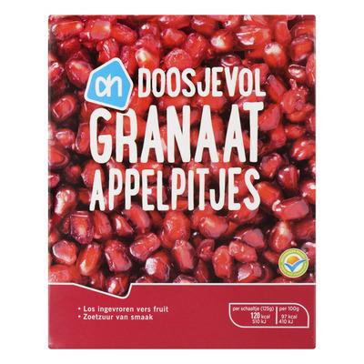 Huismerk Doosjevol granaatappelpitjes