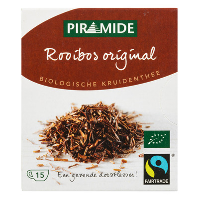 Piramide Rooibos thee original