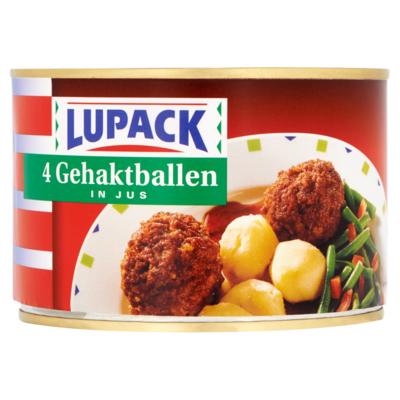 Lupack Gehaktballen 4 stuks