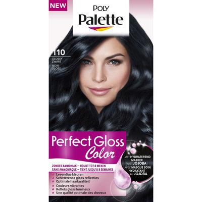 Poly Palette Perfect gloss 110 glossy zwart