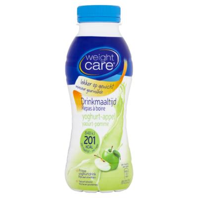 Weight Care Drinkmaaltijd Yoghurt-Appel 330 ml