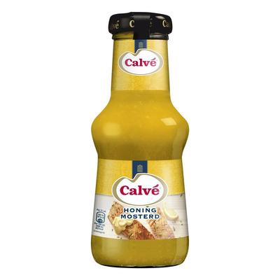 Calvé Honing mosterd saus