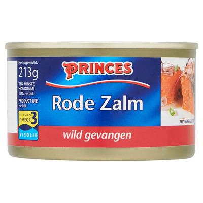 Princes Rode zalm