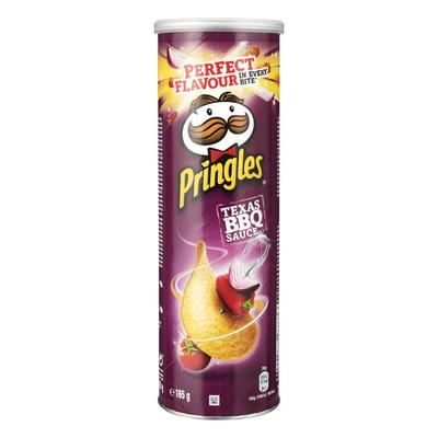 Pringles Texas BBQ