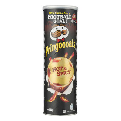Pringles Hot & spicy