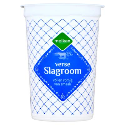 Melkan Slagroom 35% vet