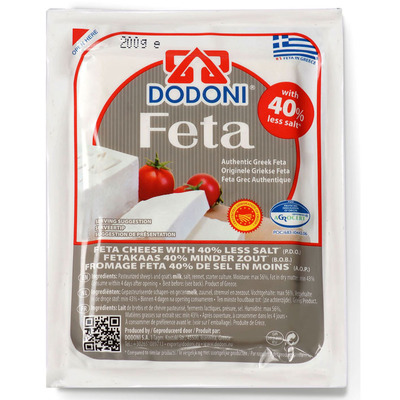 Dodoni Feta minder zout